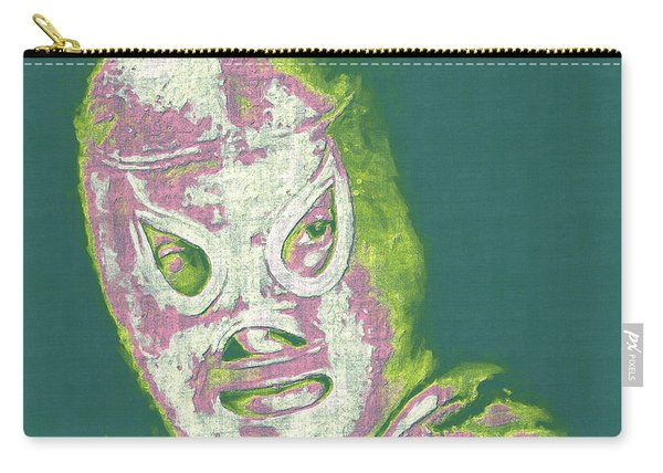 El Santo The Masked Wrestler 20130218v2m80 Carry-all Pouch