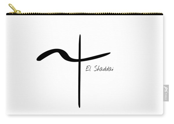 El Shaddai Carry-all Pouch