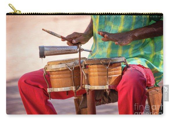 El Son De Cuba Carry-all Pouch