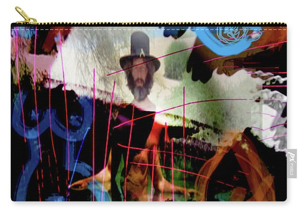 El Topo Film Poster  Carry-all Pouch