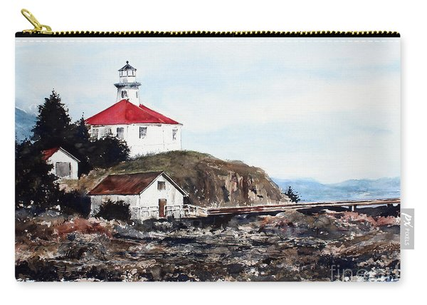 Eldred Rock Lighthouse Carry-all Pouch