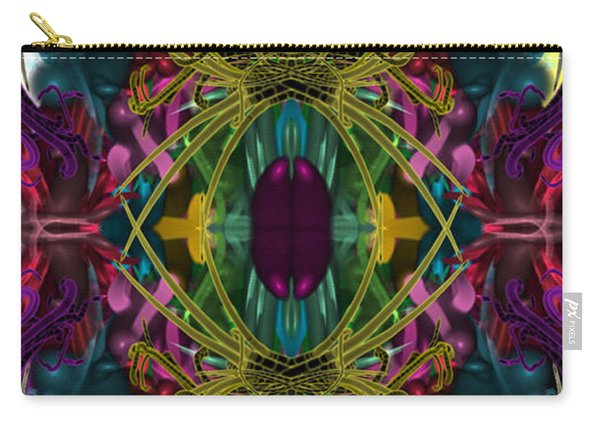 Electric Eye Carry-all Pouch