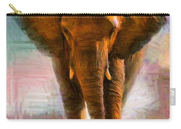 Elephant 1 Carry-all Pouch