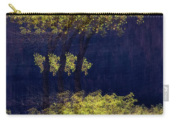 Elegance In The Park Horizontal Adventure Photography By Kaylyn Franks Carry-all Pouch