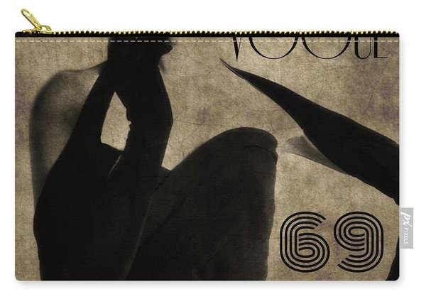 Elegant 69 Vogue  Carry-all Pouch