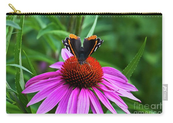 Elegant Butterfly Carry-all Pouch