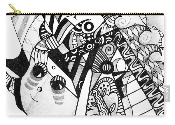 Elements At Play Carry-all Pouch