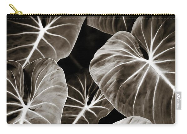 Elephant Ears On Parade Carry-all Pouch