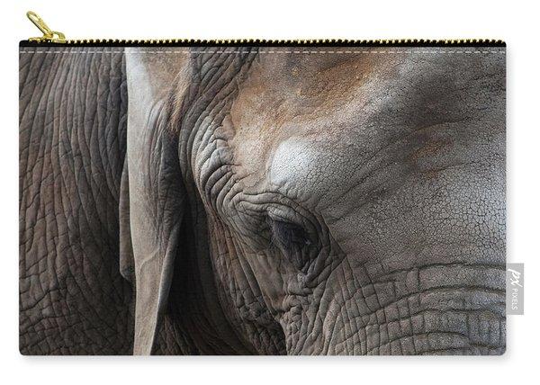 Elephant Eye Carry-all Pouch