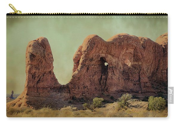 Elephant Rock Carry-all Pouch