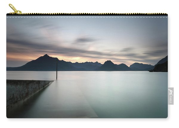 Elgol At Sunset Carry-all Pouch