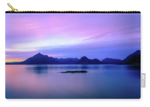 Elgol Sunset Carry-all Pouch