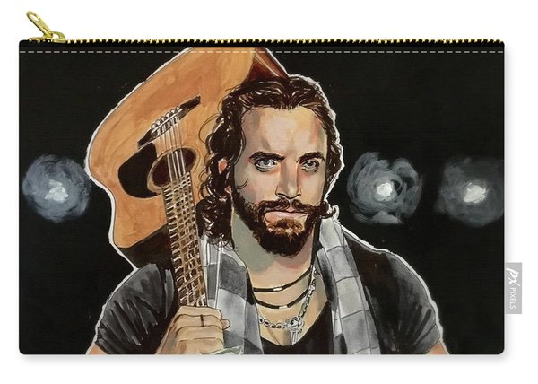 Elias Samson Carry-all Pouch