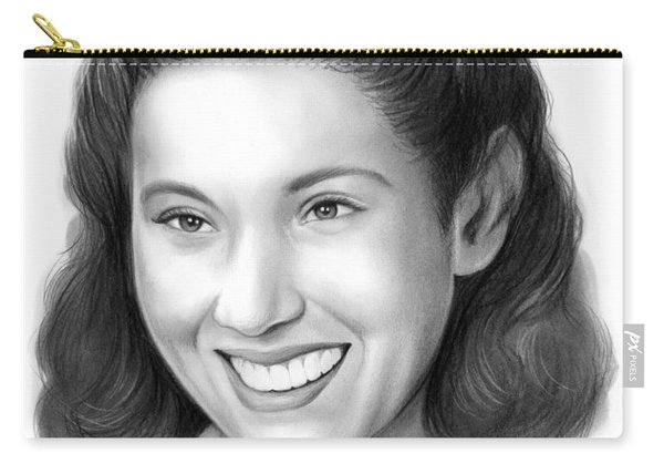 Elinor Donahue Carry-all Pouch