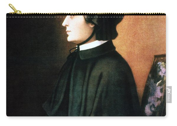 Elizabeth Ann Seton Carry-all Pouch