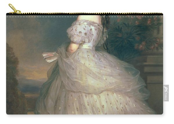 Elizabeth Of Bavaria Carry-all Pouch