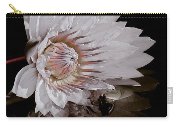 Elizabeth's Lily Carry-all Pouch