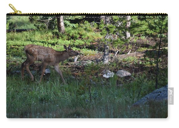 Baby Elk Rmnp Co Carry-all Pouch