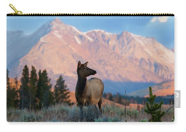 Elk Majesty Carry-all Pouch
