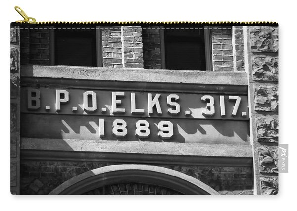 Elks Building 1889 Carry-all Pouch