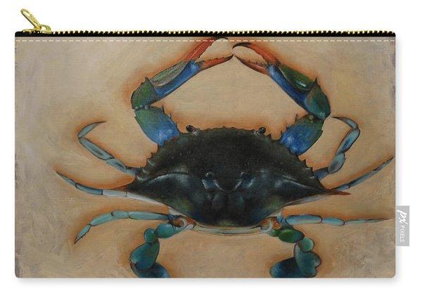 Ellen's Crab Carry-all Pouch