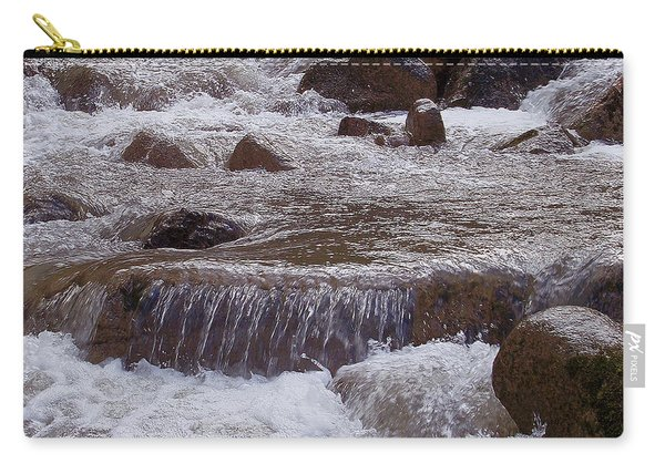 Ellenville Waterfall Carry-all Pouch