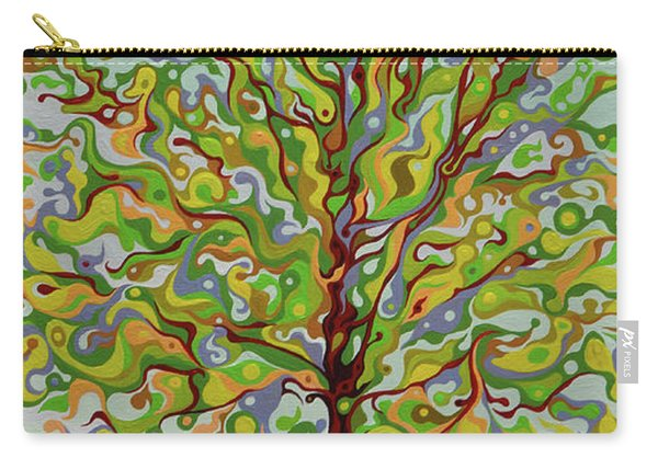 Ellie's Tree Carry-all Pouch