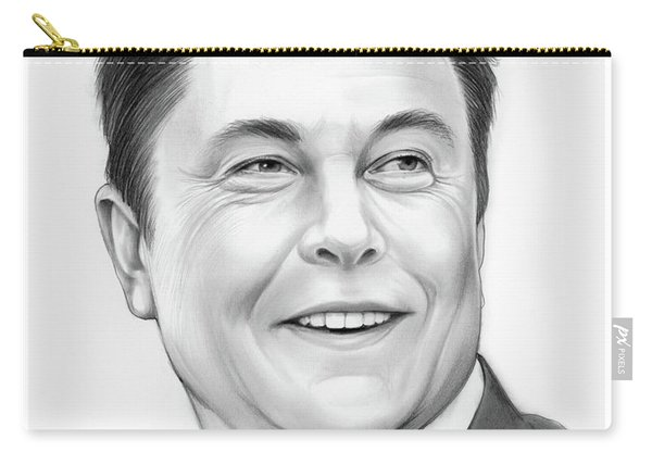 Elon Musk Carry-all Pouch
