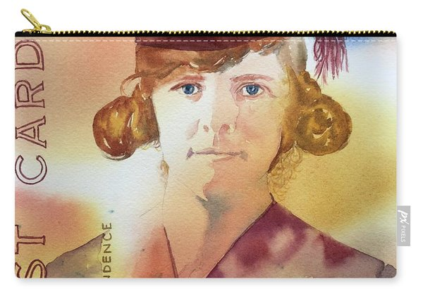 Elsie Circa 1915 Carry-all Pouch