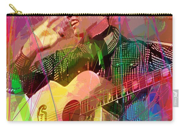 Elvis Rockabilly  Carry-all Pouch