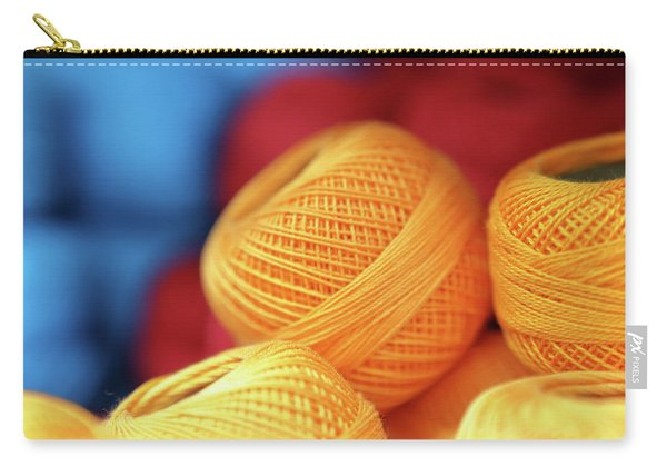 Embroidery Yarn Carry-all Pouch