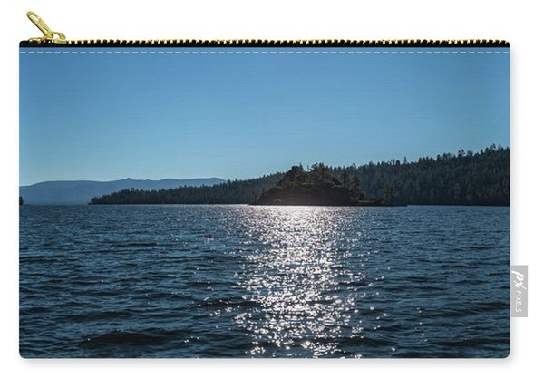 Emerald Bay - Panorama Carry-all Pouch
