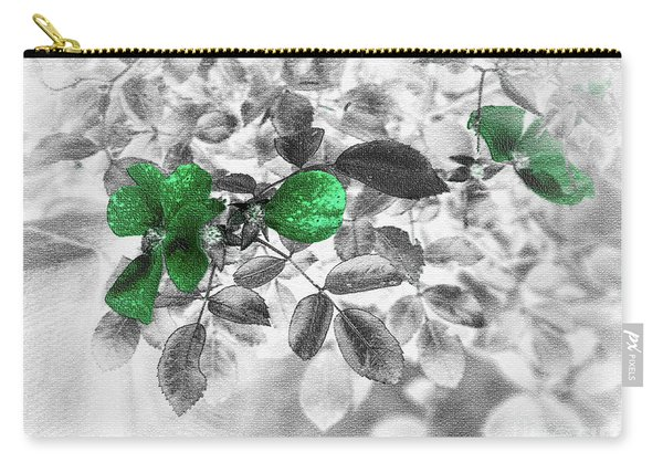 Emerald Green Of Ireland Carry-all Pouch