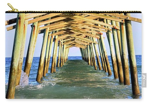 Emerald Isles Pier Carry-all Pouch