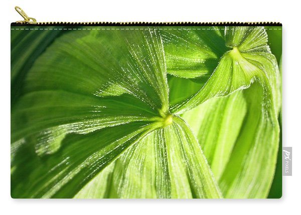 Emerging Plants Carry-all Pouch