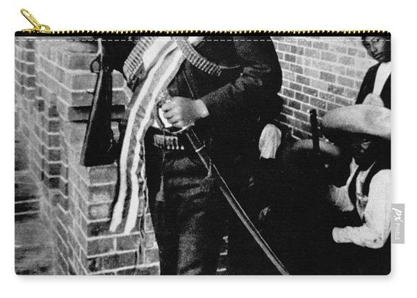 Emiliano Zapata Carry-all Pouch