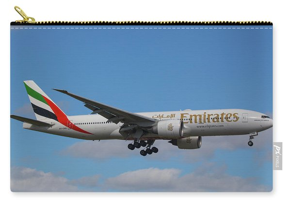 Emirates Air 777 Carry-all Pouch