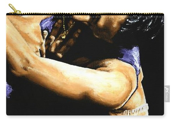 Emotional Tango Carry-all Pouch