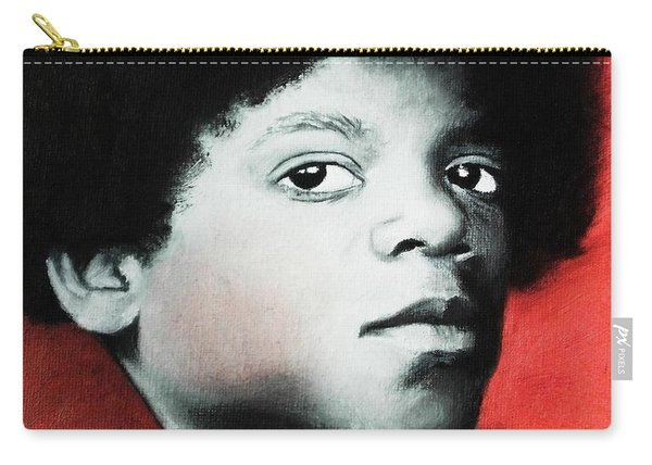 Empassioned Carry-all Pouch
