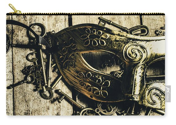 Emperors Keys Carry-all Pouch