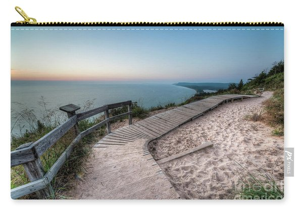 Empire Bluff After Sunset Carry-all Pouch