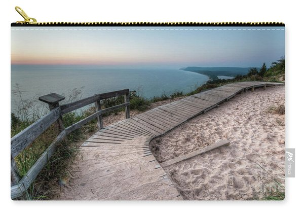 Empire Bluff Boardwalk Carry-all Pouch