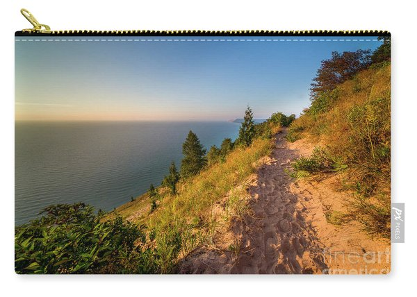 Empire Bluff Evening Colors Carry-all Pouch