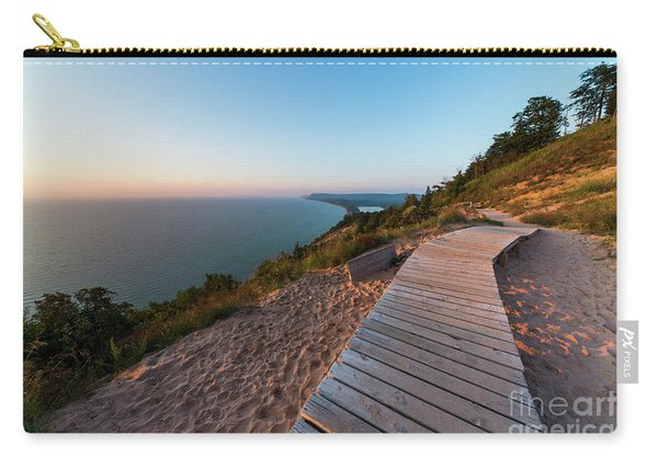 Empire Bluff Overlook Carry-all Pouch