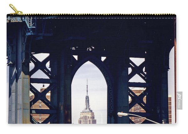 Empire Framed Carry-all Pouch