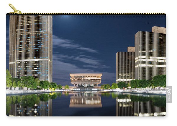 Empire State Plaza Carry-all Pouch