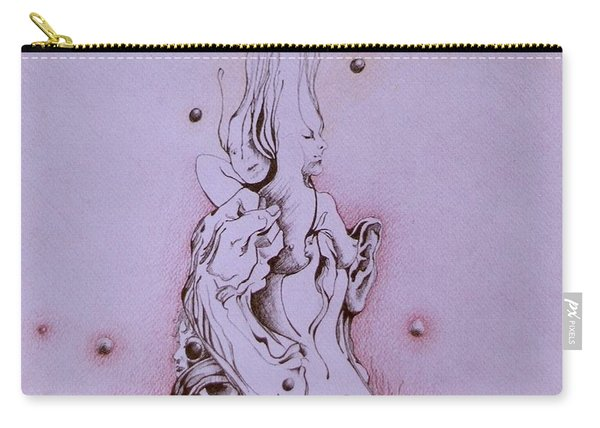 Empowerment Carry-all Pouch