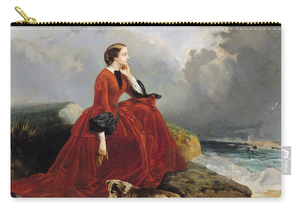 Empress Eugenie Carry-all Pouch