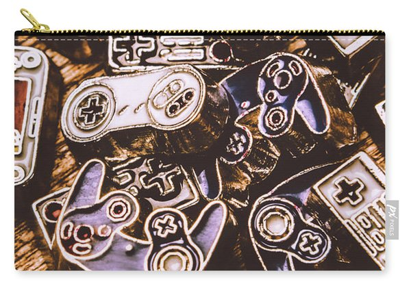 Emulating The Classics Carry-all Pouch
