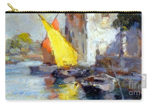 En Plein Air In Venice Carry-all Pouch